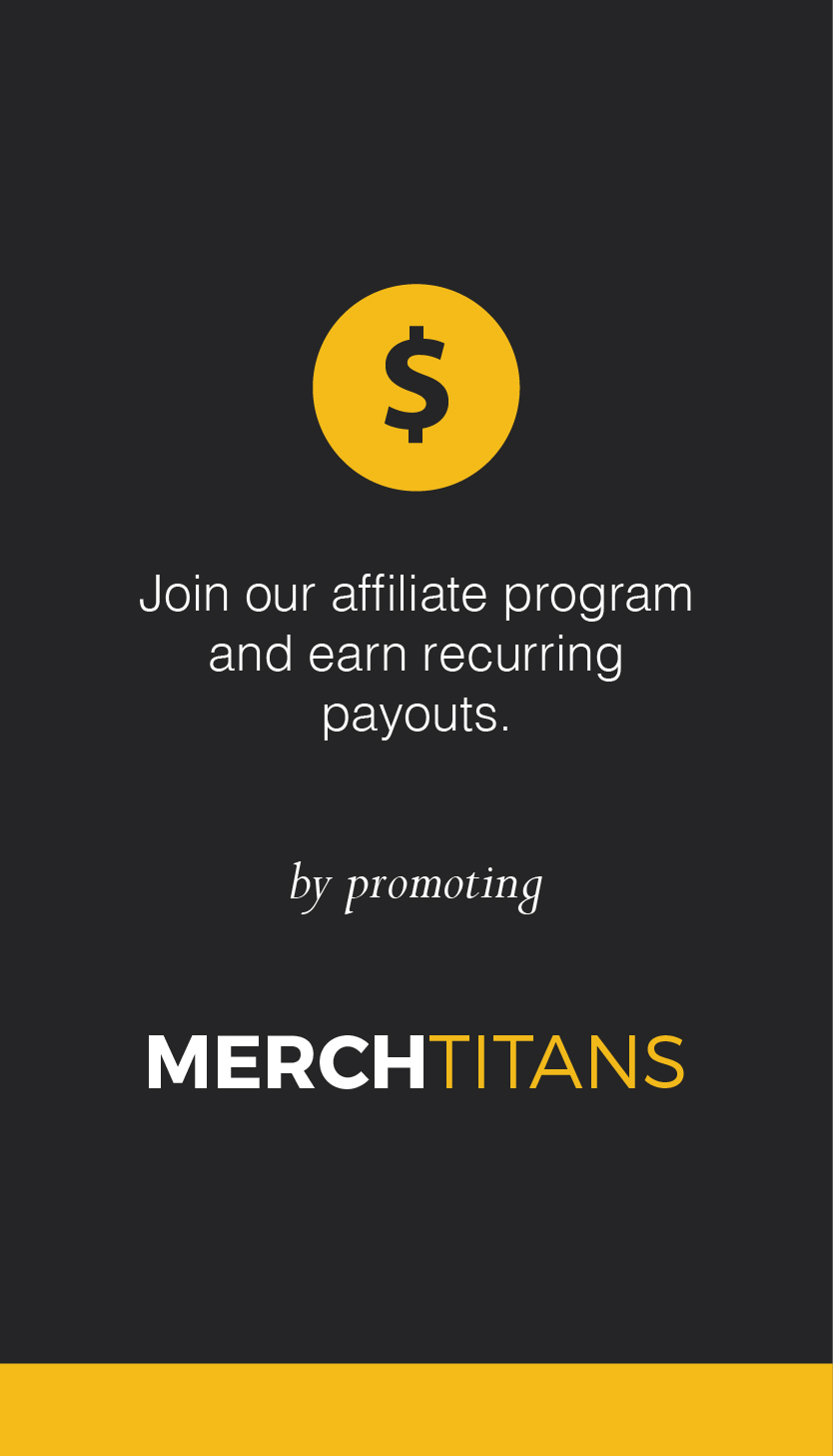 Affiliates of Merch Titans