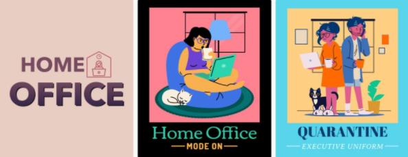 home-office-quarantine-tshirts